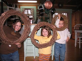"<!-- AddThis Share Buttons above via filter on get_the_excerpt --> <div class=""at-above-post-arch-page"" data-url=""http://www.not2crafty.com/2007/12/grapevine-wreath-snowman/"" data-title=""Christmas Holiday Crafts – Grapevine Wreath Snowman – Easy Project""></div> Grape vine wreath snowman  Materials:  3 grapevine wreaths in graduated sizes 3 sets of clear lights   This project is so easy that my grandkids were able to help with it. I like to [...]<!-- AddThis Share Buttons below via filter on get_the_excerpt --> <div class=""at-below-post-arch-page"" data-url=""http://www.not2crafty.com/2007/12/grapevine-wreath-snowman/"" data-title=""Christmas Holiday Crafts – Grapevine Wreath Snowman – Easy Project""></div><!-- AddThis Share Buttons generic via filter on get_the_excerpt --> <!-- AddThis Related Posts generic via filter on get_the_excerpt -->"