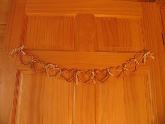 "<!-- AddThis Share Buttons above via filter on get_the_excerpt --> <div class=""at-above-post-arch-page"" data-url=""http://www.not2crafty.com/2008/01/string-of-hearts/"" data-title=""Valentines Day Crafts – String of Hearts – Easy Project""></div>    This project is very easy and is something you can work on while watching television or while riding (not driving!) in a car.  It makes a great decoration [...]<!-- AddThis Share Buttons below via filter on get_the_excerpt --> <div class=""at-below-post-arch-page"" data-url=""http://www.not2crafty.com/2008/01/string-of-hearts/"" data-title=""Valentines Day Crafts – String of Hearts – Easy Project""></div><!-- AddThis Share Buttons generic via filter on get_the_excerpt --> <!-- AddThis Related Posts generic via filter on get_the_excerpt -->"