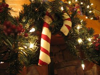 "<!-- AddThis Share Buttons above via filter on get_the_excerpt --> <div class=""at-above-post-arch-page"" data-url=""http://www.not2crafty.com/2008/11/fabric-candy-canes-for-christmas-decorating/"" data-title=""Fabric candy canes for Christmas decorating.""></div>  These candy canes are made from lightweight canvas fabric and are great for Christmas decorating.  They look good in garlands, wreaths, on a tree, or in a centerpiece.  Materials:  small piece [...]<!-- AddThis Share Buttons below via filter on get_the_excerpt --> <div class=""at-below-post-arch-page"" data-url=""http://www.not2crafty.com/2008/11/fabric-candy-canes-for-christmas-decorating/"" data-title=""Fabric candy canes for Christmas decorating.""></div><!-- AddThis Share Buttons generic via filter on get_the_excerpt --> <!-- AddThis Related Posts generic via filter on get_the_excerpt -->"