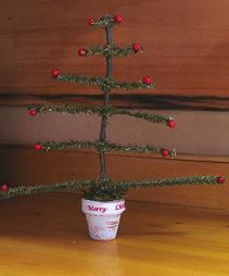 "<!-- AddThis Share Buttons above via filter on get_the_excerpt --> <div class=""at-above-post-arch-page"" data-url=""http://www.not2crafty.com/2008/12/twig-christmas-tree-in-mini-clay-pot/"" data-title=""Twig Christmas tree in mini clay pot""></div>    This mini tree is made from some pine pipe cleaners and a twig.  I glued it into a mini clay pot that is decorated with some holiday ribbon. Materials:  pine greenery pipe [...]<!-- AddThis Share Buttons below via filter on get_the_excerpt --> <div class=""at-below-post-arch-page"" data-url=""http://www.not2crafty.com/2008/12/twig-christmas-tree-in-mini-clay-pot/"" data-title=""Twig Christmas tree in mini clay pot""></div><!-- AddThis Share Buttons generic via filter on get_the_excerpt --> <!-- AddThis Related Posts generic via filter on get_the_excerpt -->"