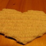 glue-fabric-to-large-heart