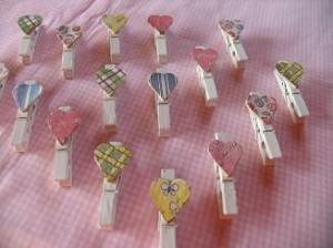 mini-clothespins