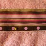 pin bottom ribbon