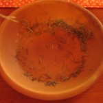 clay saucer