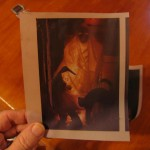 print photo on velum paper1 150x150 Spooky Halloween candleholder