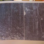 print pictures on velum paper