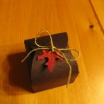 tiny truffle  box
