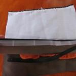 zipper installation