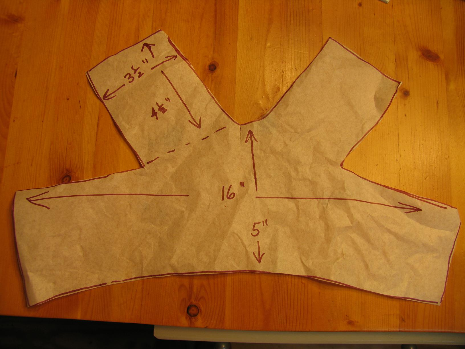 Make A Cat Harness Out Of Clothes