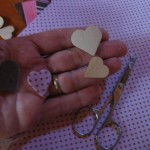 hearts 150x150 Easy to make paper lanterns for baby showers
