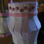 lantern 4 150x150 Easy to make paper lanterns for baby showers
