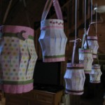 lanterns1 150x150 Easy to make paper lanterns for baby showers