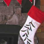 stocking that garland was made to complement
