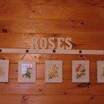 easy to make picture hanging rail