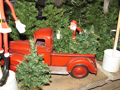 christmas tree farm decoration