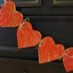close of of heart garland
