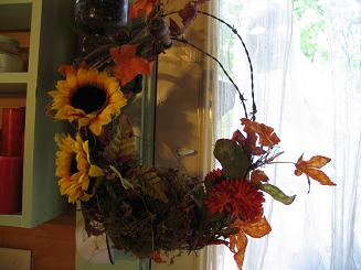 """<!-- AddThis Share Buttons above via filter on get_the_excerpt --> <div class=""""at-above-post-cat-page"""" data-url=""""https://www.not2crafty.com/2008/11/barbed-wire-wreath-with-bird-nest-for-fall-decor/"""" data-title=""""Barbed wire wreath with bird nest for Fall decor.""""></div>  I made this wreath with barbed wire and a bird nest that I found on our property. It only took about a half hour and is really easy to make. [...]<!-- AddThis Share Buttons below via filter on get_the_excerpt --> <div class=""""at-below-post-cat-page"""" data-url=""""https://www.not2crafty.com/2008/11/barbed-wire-wreath-with-bird-nest-for-fall-decor/"""" data-title=""""Barbed wire wreath with bird nest for Fall decor.""""></div><!-- AddThis Share Buttons generic via filter on get_the_excerpt --> <!-- AddThis Related Posts generic via filter on get_the_excerpt -->"""